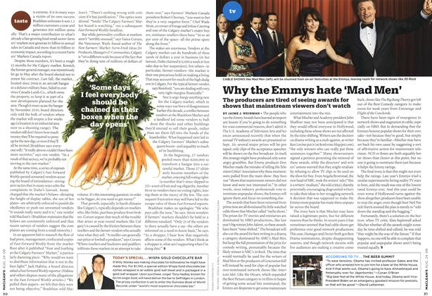 Article Preview: Why the Emmys hate 'Mad Men', AUG. 24th 2009 2009 | Maclean's