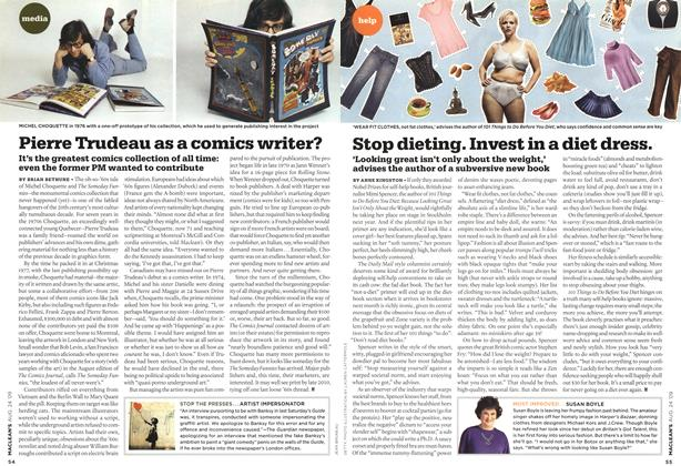 Article Preview: Stop dieting. Invest in a diet dress., AUG. 24th 2009 2009 | Maclean's