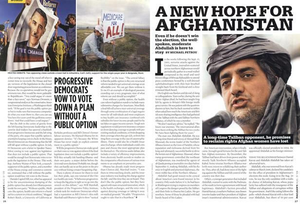 Article Preview: A NEW HOPE FOR AFGHANISTAN, AUG. 31st 2009 2009 | Maclean's