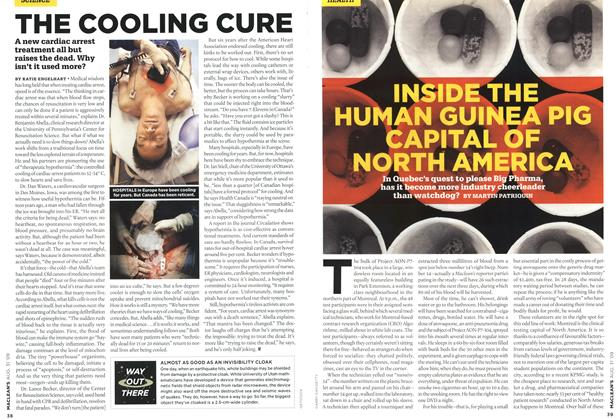 Article Preview: INSIDE THE HUMAN GUINEA PIG CAPITAL OF NORTH AMERICA, AUG. 31st 2009 2009 | Maclean's