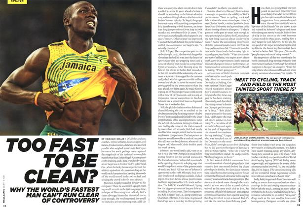 Article Preview: TOO FAST TOBE CLEAN?, SEPT. 7th 2009 2009 | Maclean's