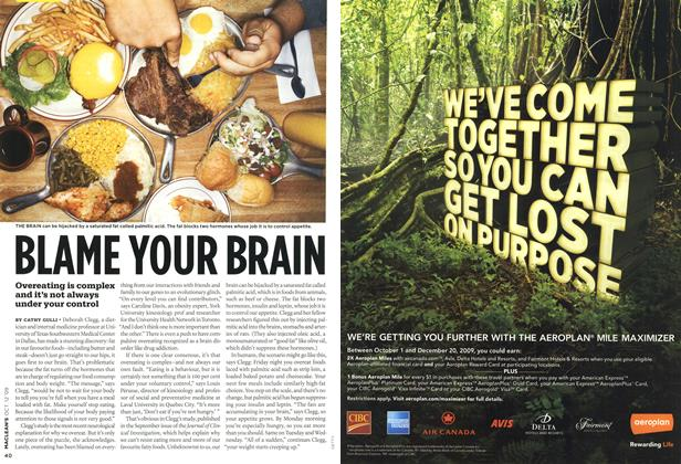 Article Preview: BLAME YOUR BRAIN, OCT. 12th 2009 2009 | Maclean's