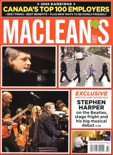 Issue: - OCT. 19th 2009 | Maclean's