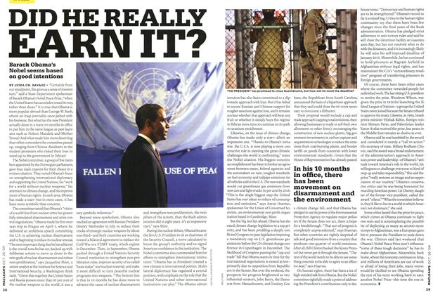 Article Preview: DID HE REALLY EARN IT?, OCT. 26TH 2009 2009 | Maclean's