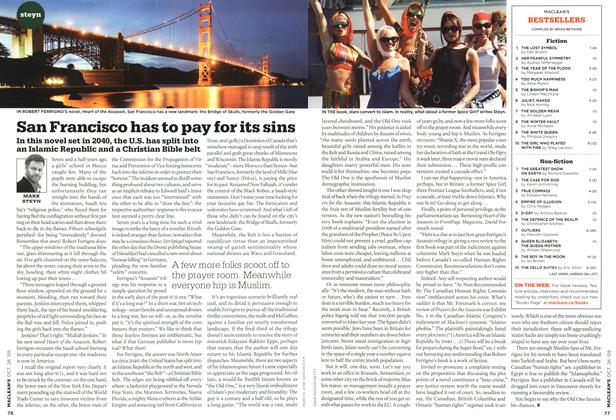 Article Preview: San Francisco has to pay for its sins, OCT. 26TH 2009 2009 | Maclean's