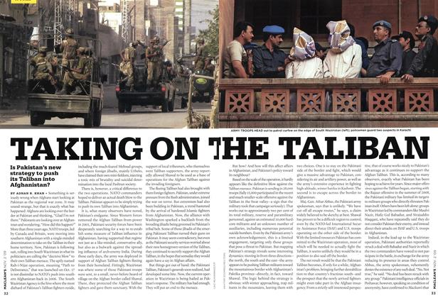 Article Preview: TAKING ON THE TALIBAN, NOV. 2nd 2009 2009 | Maclean's