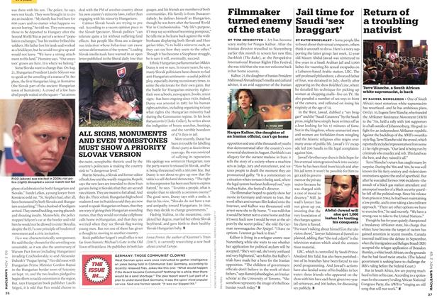 Article Preview: Jail time for Saudi 'sex braggart', NOV. 2nd 2009 2009 | Maclean's