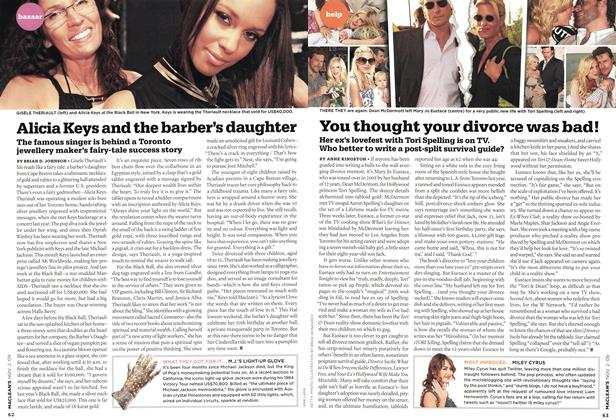Article Preview: You thought your divorce was bad!, NOV. 2nd 2009 2009 | Maclean's