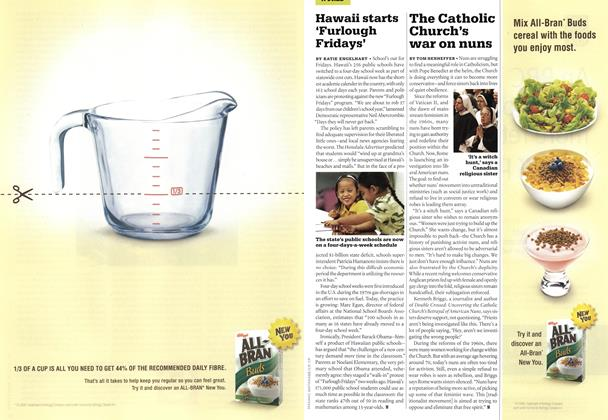 Article Preview: The Catholic Church's war on nuns, NOV. 16th 2009 2009 | Maclean's
