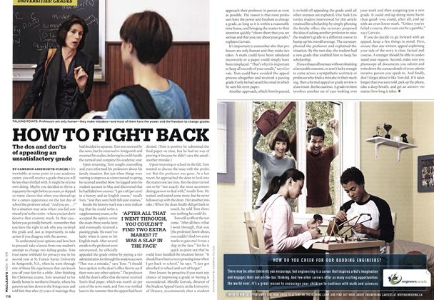 Article Preview: HOW TO FIGHT BACK, NOV. 16th 2009 2009 | Maclean's