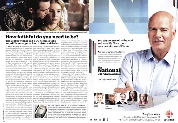 Article Preview: How faithful do you need to be?, NOV. 16th 2009 2009 | Maclean's
