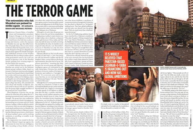 Article Preview: THE TERROR GAME, DEC. 7th 2009 2009 | Maclean's