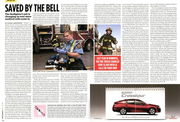 Article Preview: SAVED BY THE BELL, DEC. 14th 2009 2009 | Maclean's