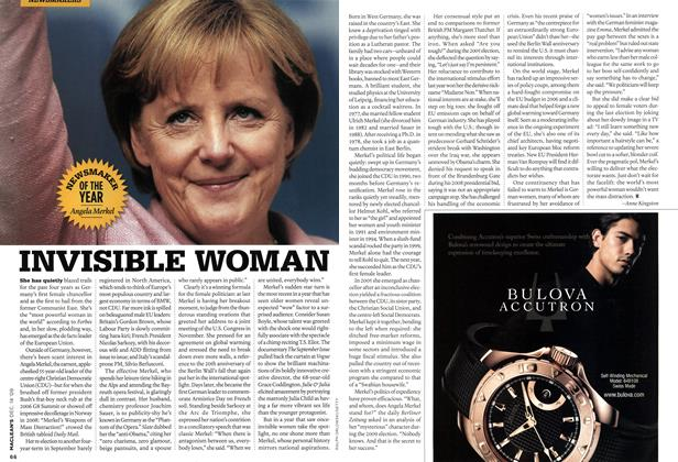 Article Preview: INVISIBLE WOMAN, DEC. 14th 2009 2009 | Maclean's