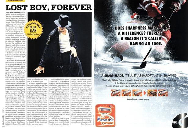 Article Preview: LOST BOY, FOREVER, DEC. 14th 2009 2009 | Maclean's