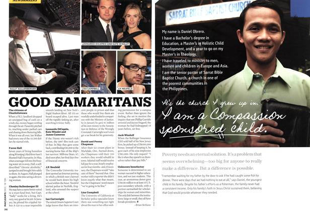 Article Preview: GOOD SAMARITANS, DEC. 14th 2009 2009 | Maclean's