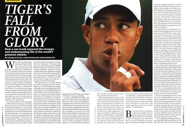 Article Preview: TIGER'S FALL FROM GLORY, DEC. 28th 2009 2009 | Maclean's
