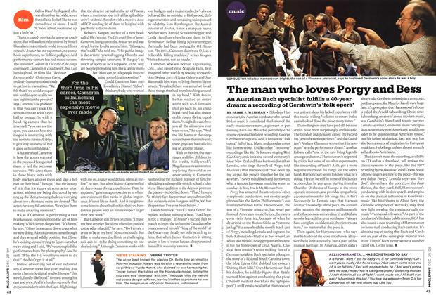 Article Preview: The man who loves Porgy and Bess, DEC. 28th 2009 2009   Maclean's