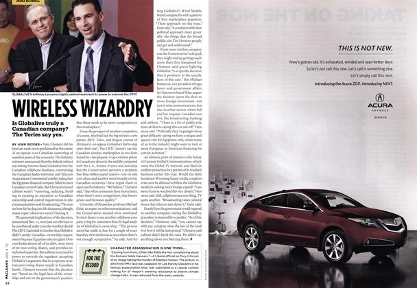 Article Preview: WIRELESS WIZARDRY, JAN. 4th 2010 2010 | Maclean's
