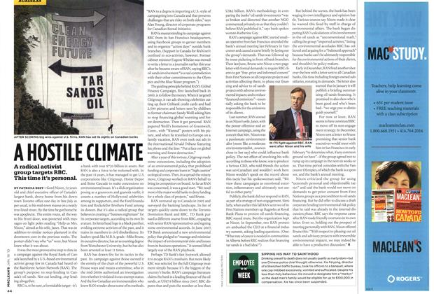 Article Preview: A HOSTILE CLIMATE, JAN. 18th 2010 | Maclean's