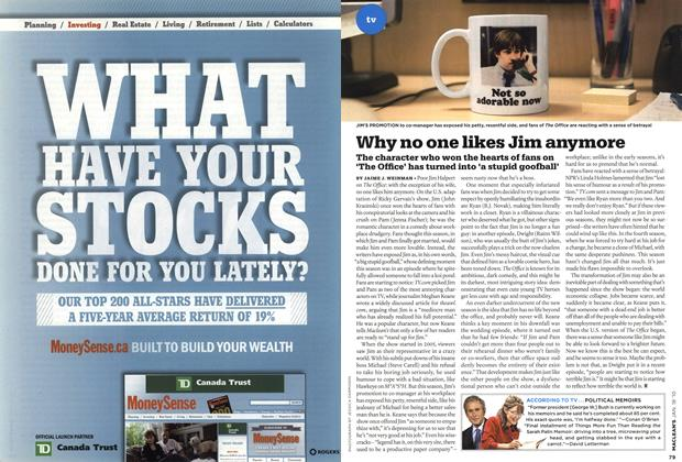 Article Preview: Why no one likes Jim anymore, JAN. 18th 2010 | Maclean's