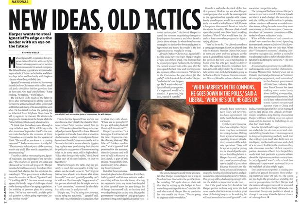 Article Preview: NEW IDEAS, OLD ACTICS, JAN. 18th 2010 2010 | Maclean's