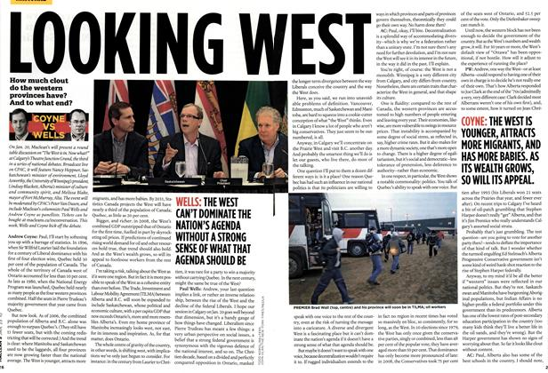 Article Preview: LOOKING WEST, JAN. 25th 2010 | Maclean's