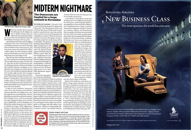 Article Preview: MIDTERM NIGHTMARE, JAN. 25th 2010 | Maclean's