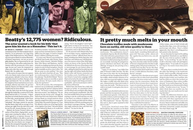 Article Preview: Beatty's 12,775 women? Ridiculous., FEB. 1st 2010 | Maclean's