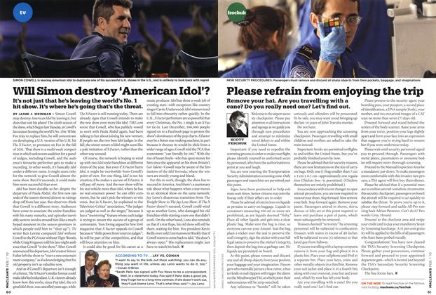 Article Preview: Will Simon destroy 'American Idol'?, FEB. 1st 2010 | Maclean's