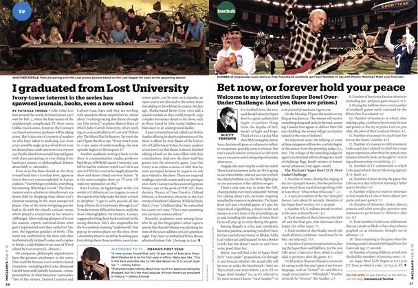 Article Preview: I graduated from Lost University, FEB. 8th 2010 | Maclean's