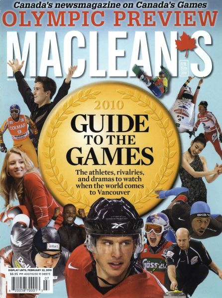 Issue: - FEB. 15th 2010 | Maclean's