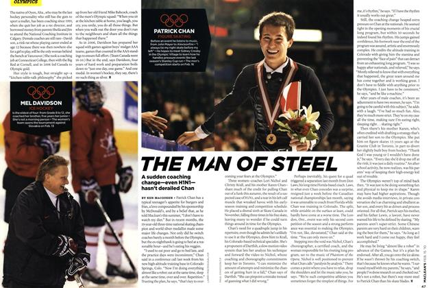 Article Preview: THE MA N OF STEEL, FEB. 15th 2010 | Maclean's