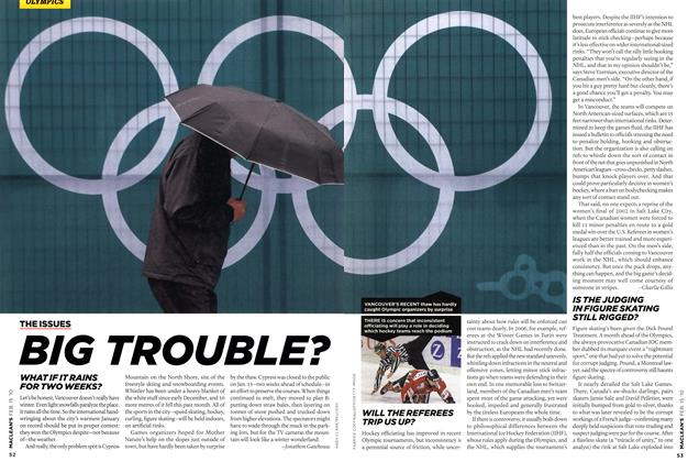 Article Preview: BIG TROUBLE?, FEB. 15th 2010 | Maclean's