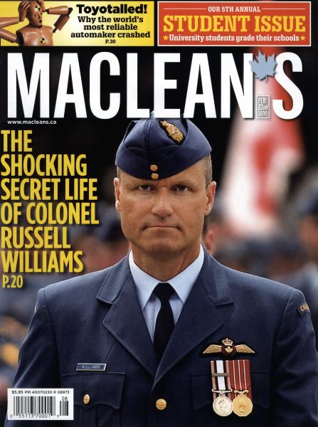 Issue: - FEB. 22nd 2010 | Maclean's