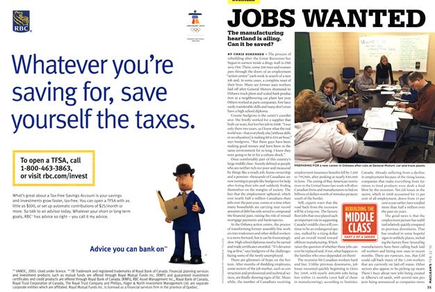 Article Preview: JOBS WANTED, FEB. 22nd 2010 | Maclean's