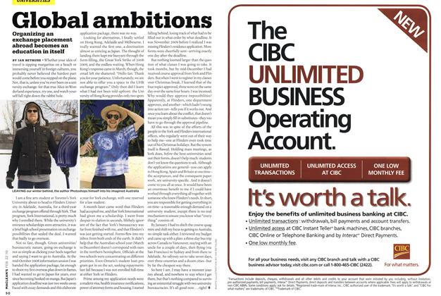 Article Preview: Global ambitions, FEB. 22nd 2010 2010 | Maclean's