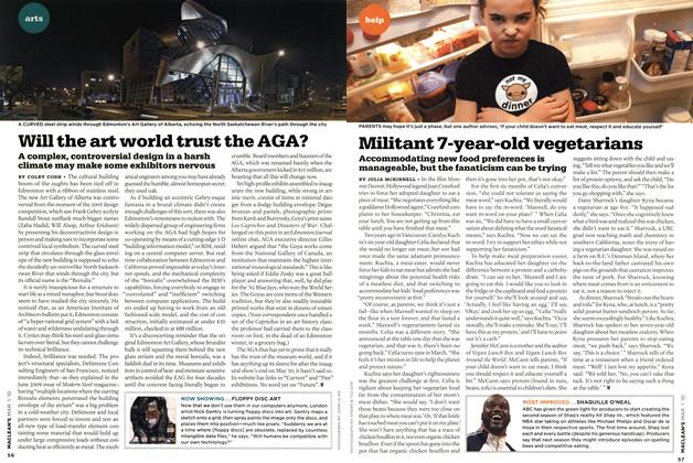 Article Preview: Will the art world trust the AGA?, MAR. 1st 2010 | Maclean's