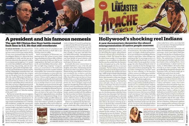 Article Preview: Hollywood's shocking reel Indians, MAR. 1st 2010 2010 | Maclean's
