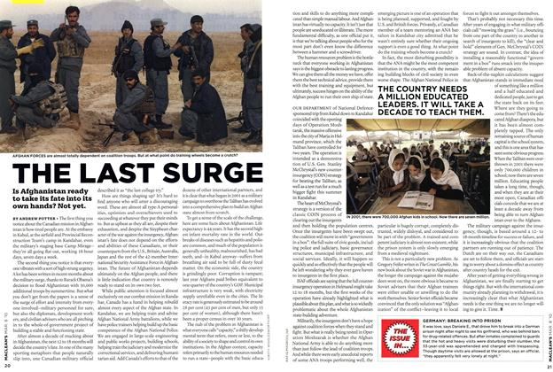 Article Preview: THE LAST SURGE, MAR. 8th 2010 | Maclean's