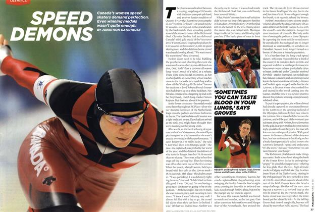 Article Preview: SPEED DEMONS, MAR. 8th 2010 | Maclean's