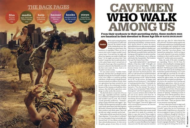 Article Preview: CAVEMEN WHO WALK AMONG US, MAR. 8th 2010 | Maclean's