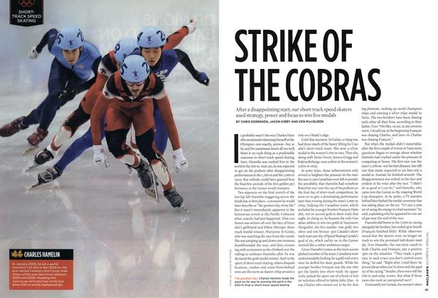 Article Preview: STRIKE OF THE COBRAS, MAR. 15th 2010 | Maclean's