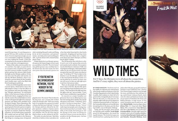 Article Preview: WILD TIMES, MAR. 15th 2010 | Maclean's