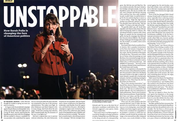 Article Preview: UNSTOPPABLE, MAR. 22nd 2010 | Maclean's