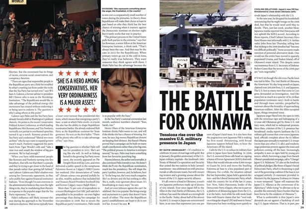 Article Preview: THE BATTLE FOR OKINAWA, MAR. 22nd 2010 | Maclean's