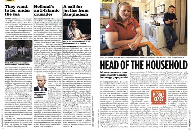 Article Preview: HEAD OF THE HOUSEHOLD, MAR. 22nd 2010 | Maclean's