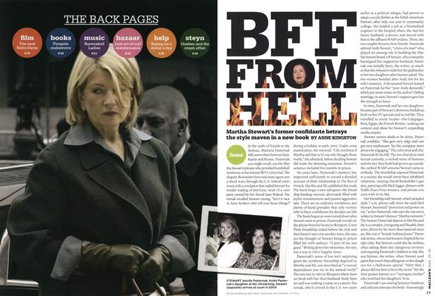Article Preview: BFF FROM HELL, MAR. 29th 2010 | Maclean's