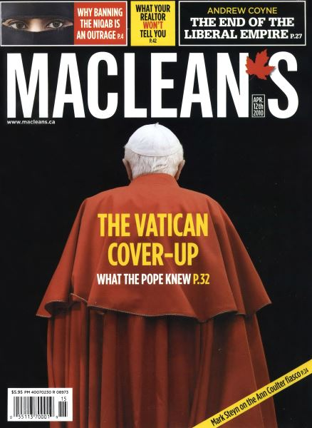 Issue: - APR. 12th 2010 | Maclean's