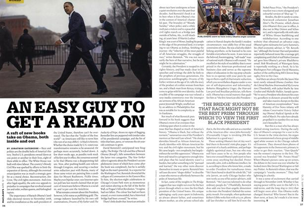 Article Preview: AN EASY GUY TO GET A READ ON, APR. 12th 2010 | Maclean's